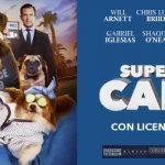 Trailer y fecha de estreno de Superagente Canino, un policía con licencia para ladrar