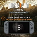 Capcom anuncia Resident Evil VII: Cloud Version para Nintendo Switch
