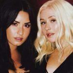 Christina Aguilera estrena Fall In Line con Demi Lovato