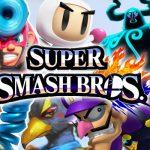 Todos los personajes del Smash Bros. de Wii U y 3DS regresarán en Nintendo Switch