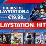 Sony anuncia los PlayStation Hits, una colección de juegos en físico y digital por 19,99€