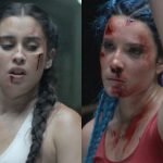Halsey y Lauren Jauregui se pelean en un combate de boxeo en el videoclip de Strangers