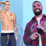 Justin Bieber levanta polémica por decir que Drake es el mejor rapero de todos los tiempos