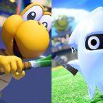 Koopa Troopa y Blooper llegarán gratis a Mario Tennis Aces en agosto y septiembre