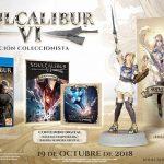 E3 2018: SoulCalibur VI llegará el 19 de octubre y muestra su edición coleccionista