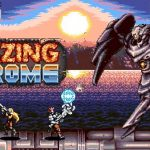 Nuevo gameplay de Blazing Chrome