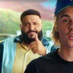 DJ Khaled estrena el videoclip de No Brainer con Quavo, Chance the Rapper y Justin Bieber