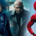 Samuel L. Jackson y Cobie Smulders estarán en Spider-Man: Lejos de Casa
