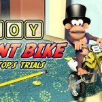 Toy Stunt Bike: Triptop's Trials llega el 23 de agosto a Nintendo Switch