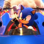 Nuevo gameplay de Team Sonic Racing