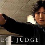 Tokyo Game Show 2018: SEGA anuncia Project JUDGE para PS4