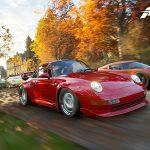 Prueba Forza Horizon 4 en la Madrid Games Week