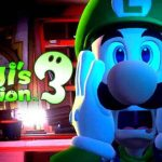 Primer trailer de Luigi's Mansion 3