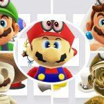 Descubre el origen de todos los trajes del fontanero italiano en Super Mario Odyssey