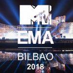Actuaciones y nominados de los MTV EMA 2018, que se celebran esta noche en Bilbao