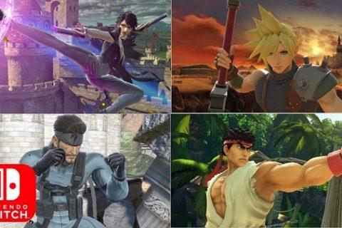 Super Smash Bros. Ultimate ya es Gold