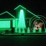 Un fan de Nintendo levanta en su casa la mejor decoración navideña del año