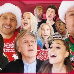 Christina Aguilera, Paul McCartney, Ariana Grande y Barbra Streisand suben al Carpool Karaoke por navidad