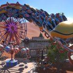 Planet Coaster Magnificent Rides Collection llegará justo a tiempo para Navidad