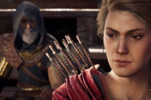 Ya disponible el nuevo episodio descargable de Assassin's Creed Odyssey: La Herencia de las Sombras