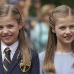 La princesa Leonor y la infanta Sofía se declaran fans de Alfred García y su 1016