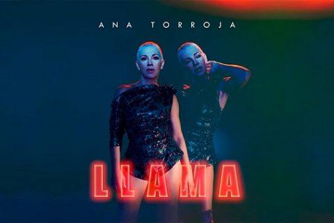 Ana Torroja estrena Llama, un tema compuesto por Rosalía