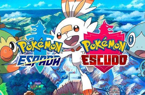 Pokémon Espada y Escudo llega en exclusiva para Nintendo Switch