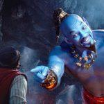 El genio sale de la lámpara en el nuevo adelanto de Aladdin en español