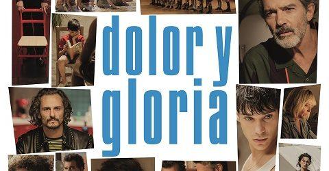 Dolor y Gloria llega a los cines el 22 de marzo
