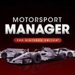 Motorsport Manager llega a Nintendo Switch el 14 de marzo