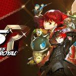 Persona 5 Royal llegará a PS4 en 2020