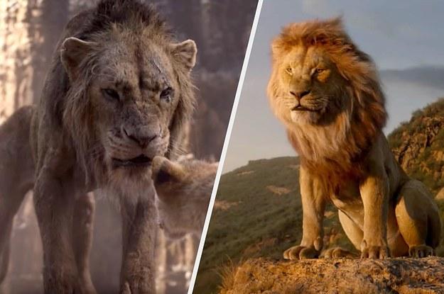Nuevo Trailer En Espanol De El Rey Leon Con Nala Simba Scar