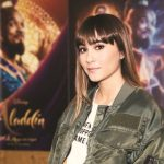 Disney España entrevista a Aitana, que canta Un mundo ideal de Aladdin