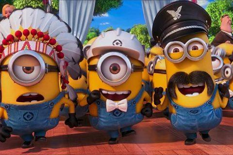 Los Minions 2 confirma su título y fecha de estreno
