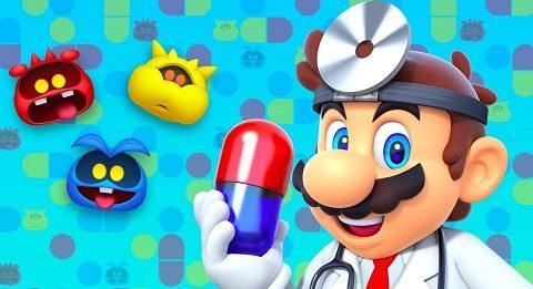 Dr. Mario World llegará el 10 de julio
