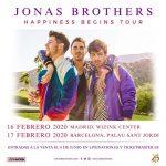 Los Jonas Brothers anuncian dos conciertos en España