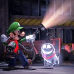 Nuevo gameplay de Luigi's Mansion 3