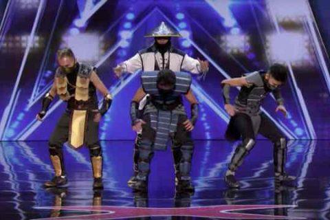 La coreografía de Mortal Kombat y Street Fighter que está alucinando a todo el mundo