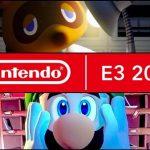 E3 2019: Todos los anuncios de Nintendo