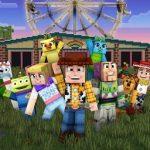 Los personajes de Toy Story 4 llegan a Minecraft