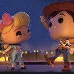Los personajes de Toy Story 4 protagonizan este divertido corto de Funko