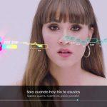 Aitana protagoniza la portada de Let's Sing 12 para PS4 y Nintendo Switch