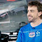 Primer vídeo diario de GRID con Fernando Alonso