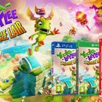 Yooka-Laylee and the Impossible Lair sale hoy a la venta