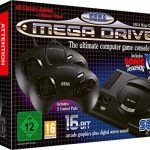 SEGA Mega Drive Mini sale hoy a la venta