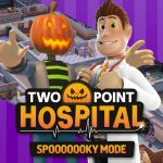 Halloween llega a Two Point Hospital