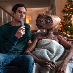 E.T. regresa 37 años después de su primera aventura