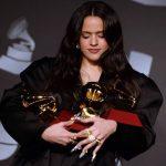 Rosalía triunfa entre los ganadores de los Grammy Latinos 2019