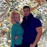 Alucina con el arbol de navidad de Britney Spears