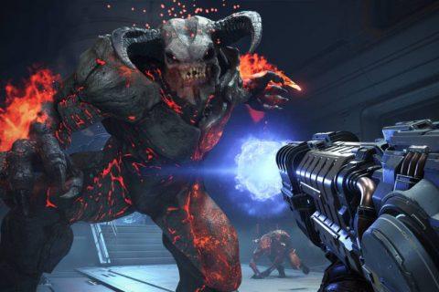 Nuevo gameplay de DOOM Eternal